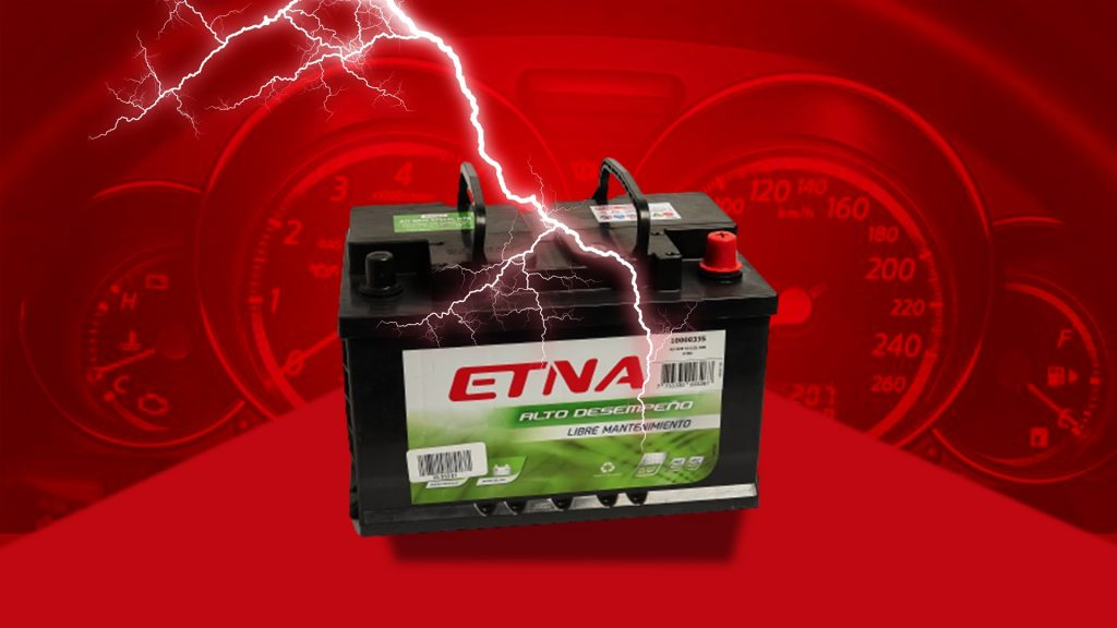 baterias Etna