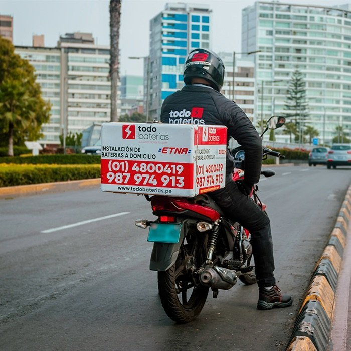 baterias delivery